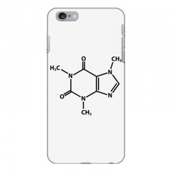 Caffeine Molecule iPhone 6 Plus/6s Plus Case | Artistshot