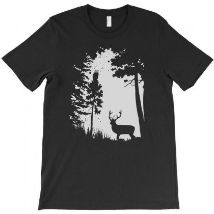 The Woods T-shirt Designed By Satrio Art