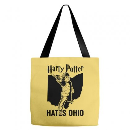 Harry Potter Hates Ohio Tote Bags Designed By Akin
