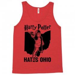 Harry Potter Hates Ohio Tank Top | Artistshot