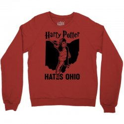 Harry Potter Hates Ohio Crewneck Sweatshirt | Artistshot