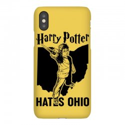 Harry Potter Hates Ohio iPhoneX Case | Artistshot