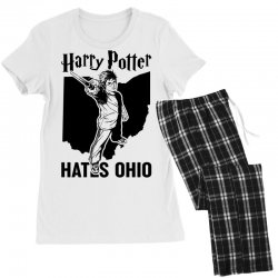 Harry Potter Hates Ohio Women's Pajamas Set | Artistshot