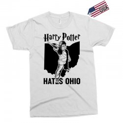 Harry Potter Hates Ohio Exclusive T-shirt | Artistshot