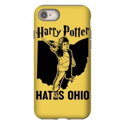 Harry Potter Hates Ohio iPhone 8 Case | Artistshot