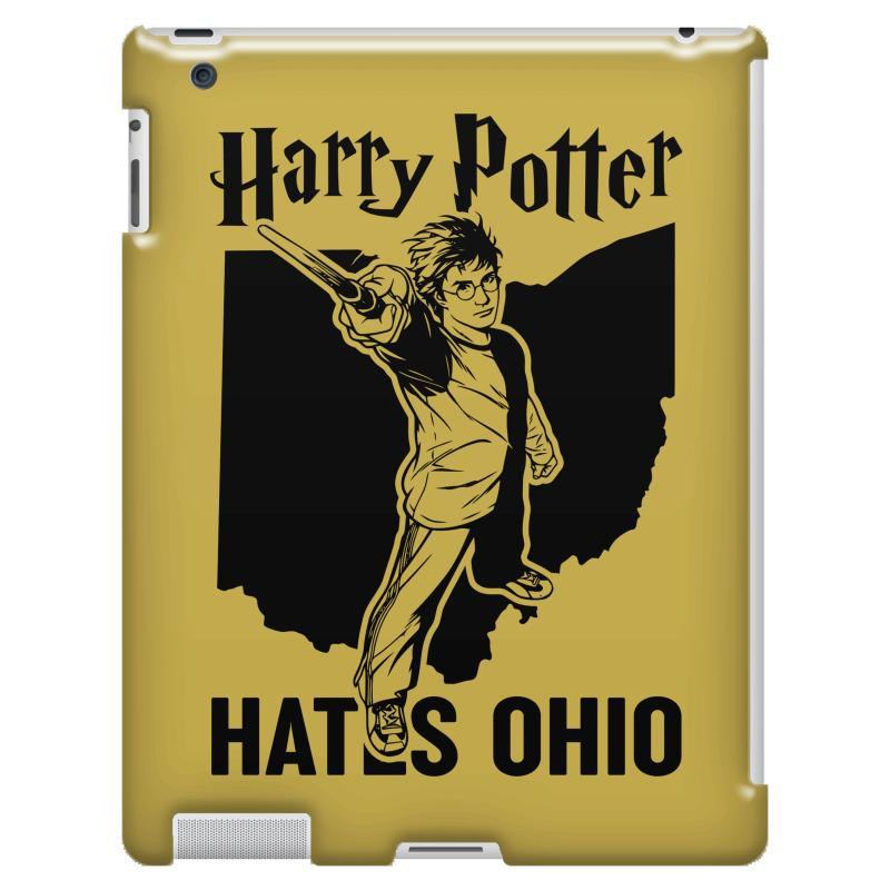Harry Potter Hates Ohio Ipad 3 And 4 Case | Artistshot