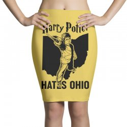 Harry Potter Hates Ohio Pencil Skirts | Artistshot