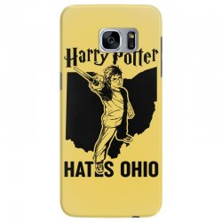 Harry Potter Hates Ohio Samsung Galaxy S7 Edge Case | Artistshot