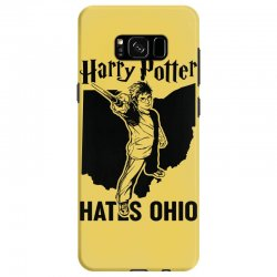 Harry Potter Hates Ohio Samsung Galaxy S8 Case | Artistshot