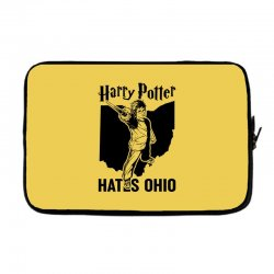 Harry Potter Hates Ohio Laptop sleeve | Artistshot