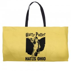 Harry Potter Hates Ohio Weekender Totes | Artistshot