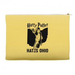 Harry Potter Hates Ohio Accessory Pouches | Artistshot