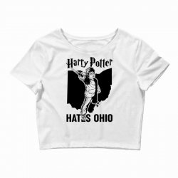 Harry Potter Hates Ohio Crop Top | Artistshot
