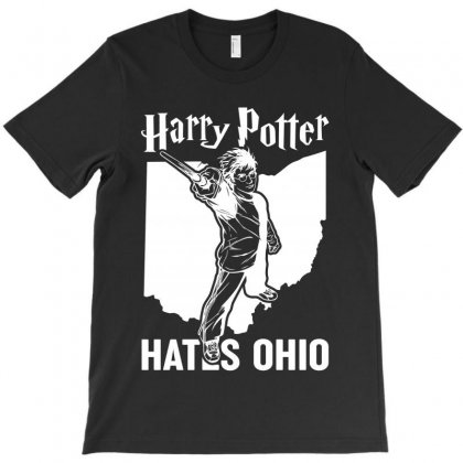 Harry Potter Hates Ohio T-shirt Designed By Akin