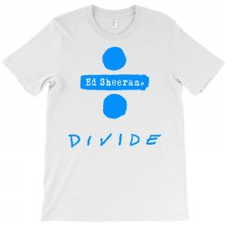 divide ed sheeran T-Shirt | Artistshot