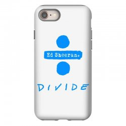 divide ed sheeran iPhone 8 Case | Artistshot