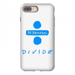 divide ed sheeran iPhone 8 Plus Case | Artistshot