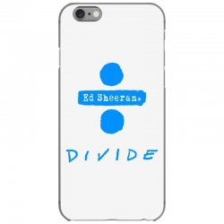 divide ed sheeran iPhone 6/6s Case | Artistshot