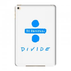 divide ed sheeran iPad Mini 4 Case | Artistshot