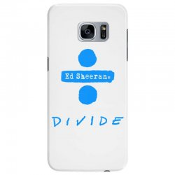 divide ed sheeran Samsung Galaxy S7 Edge Case | Artistshot