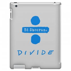 divide ed sheeran iPad 3 and 4 Case | Artistshot