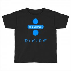 divide ed sheeran Toddler T-shirt | Artistshot