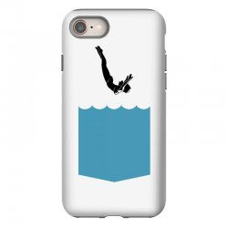 Yes, You Can Dive iPhone 8 | Artistshot