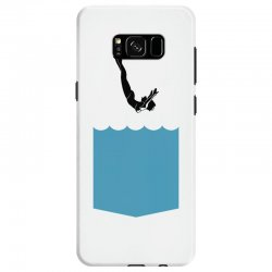 Yes, You Can Dive Samsung Galaxy S8 | Artistshot