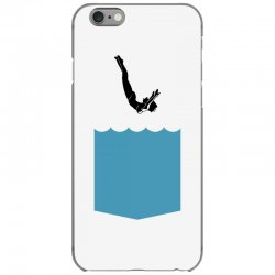 Yes, You Can Dive iPhone 6/6s Case | Artistshot