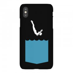 Yes, You Can Dive iPhoneX Case | Artistshot