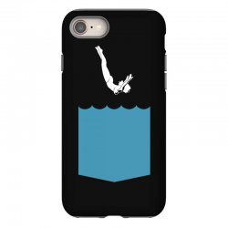 Yes, You Can Dive iPhone 8 Case | Artistshot