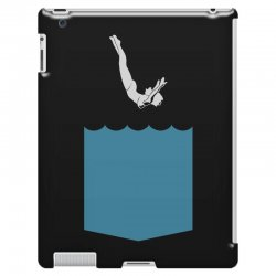 Yes, You Can Dive iPad 3 and 4 Case | Artistshot