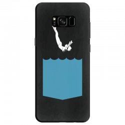 Yes, You Can Dive Samsung Galaxy S8 Case | Artistshot