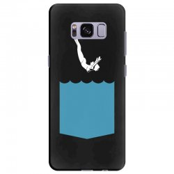 Yes, You Can Dive Samsung Galaxy S8 Plus Case | Artistshot
