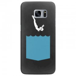 Yes, You Can Dive Samsung Galaxy S7 Edge Case | Artistshot