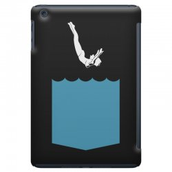 Yes, You Can Dive iPad Mini Case | Artistshot
