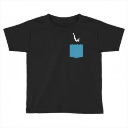 Yes, You Can Dive Toddler T-shirt | Artistshot
