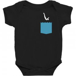 Yes, You Can Dive Baby Bodysuit | Artistshot