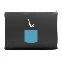 Yes, You Can Dive Accessory Pouches   Artistshot