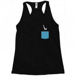 Yes, You Can Dive Racerback Tank   Artistshot