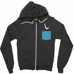 Yes, You Can Dive Zipper Hoodie | Artistshot