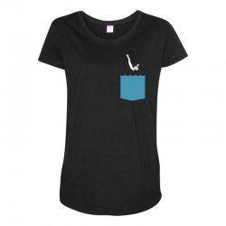 Yes, You Can Dive Maternity Scoop Neck T-shirt   Artistshot