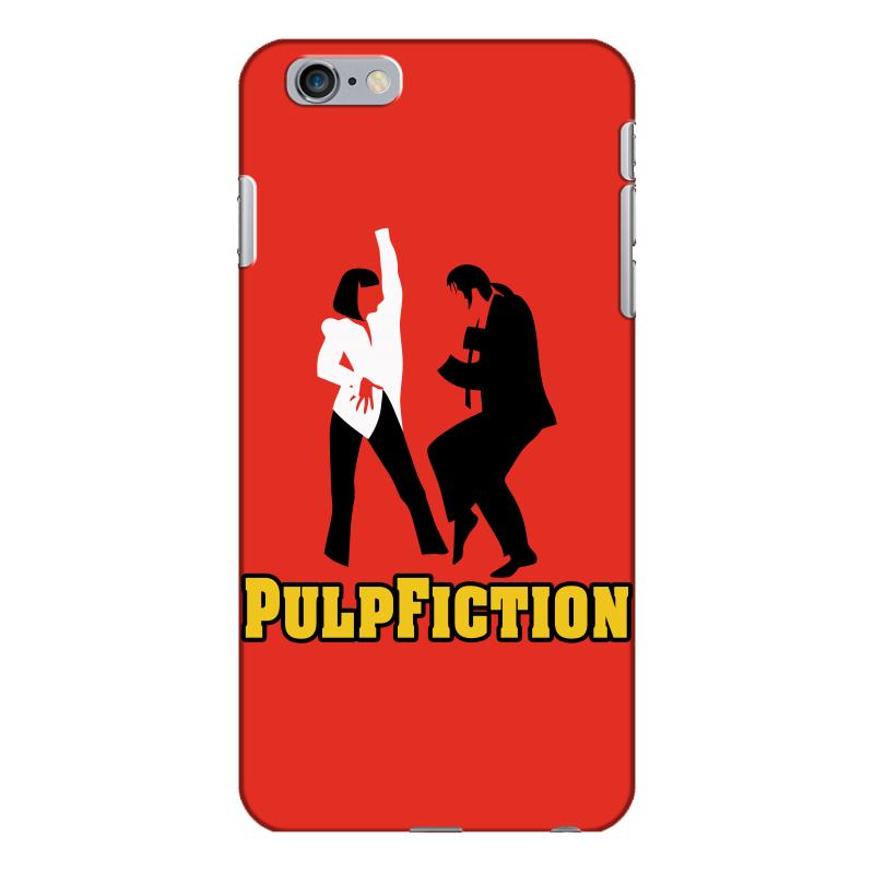 Pulp Fiction In Action iphone case