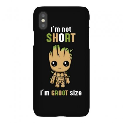 Groot Size Cool T Shirts Iphonex Case Designed By Wizarts
