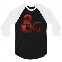 dungeons dragons 3/4 Sleeve Shirt | Artistshot