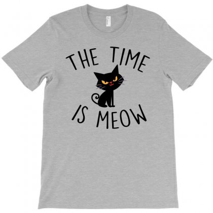Meow T-shirt Designed By Artistshotf1