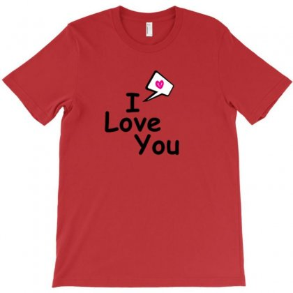 I Love You T-shirt Designed By Twice