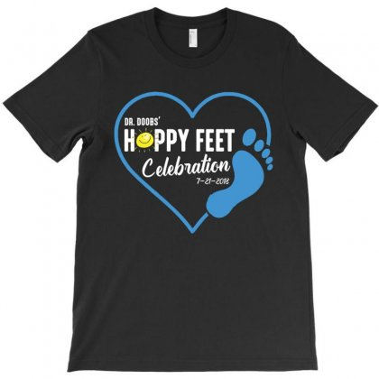 Happy Feet T-shirt Designed By Wizarts