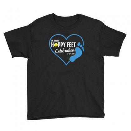 Happy Feet Youth Tee Designed By Wizarts