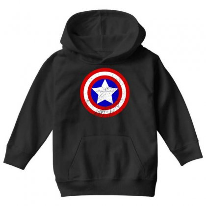 Captain America Youth Hoodie